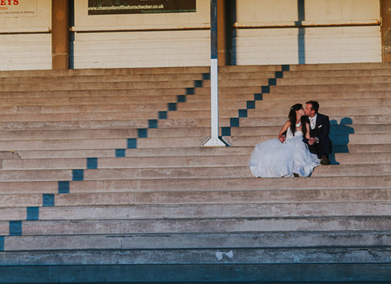 wedding at fontwell racecourse