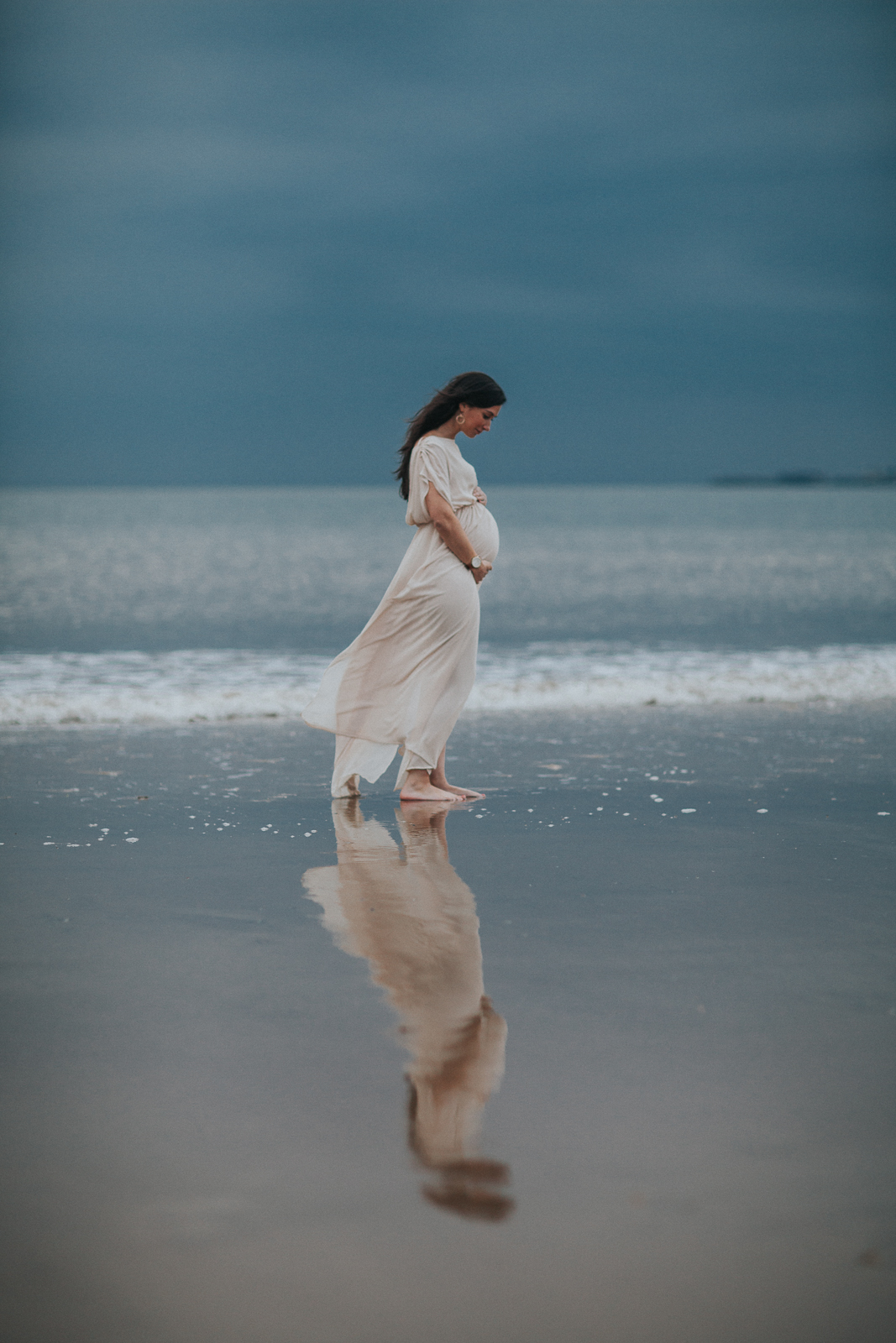 Maternity Session Ogmore Beach